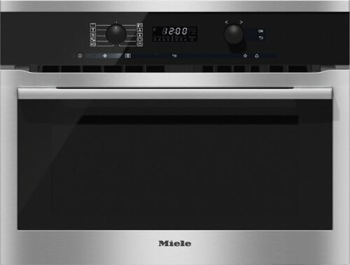 Фото Духовой шкаф Miele H 6100 BM сталь CleanSteel в магазине Miele