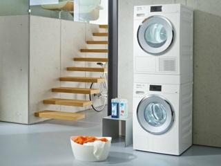 Miele White Edition – серия инновационных стиральных машин