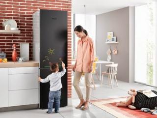 Сенсорное управление в холодильниках Miele – основные преимущества