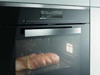 Функция низкотемпературного приготовления в духовых шкафах Miele