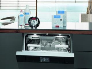 Половинная загрузка посудомоек Miele: комфорт и экономия