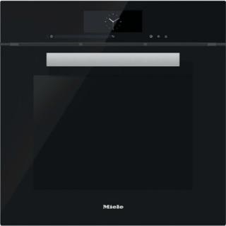 Пароварки Miele черного цвета – дизайнерские линейки