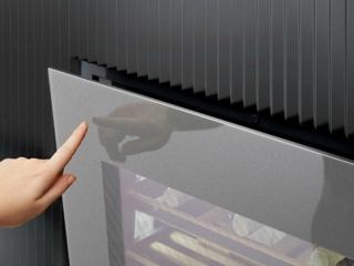 Push2open — механизм открытия дверцы в бытовой технике Miele