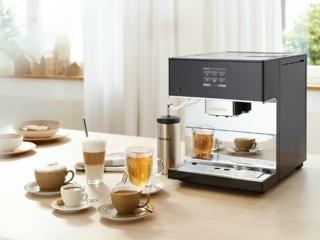 Настройка степени помола в кофемашинах Miele