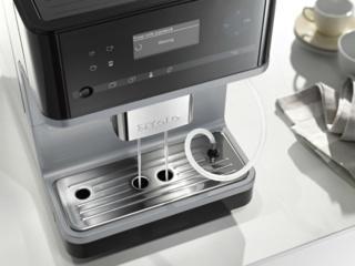 Стационарное подключение воды в кофемашинах Miele