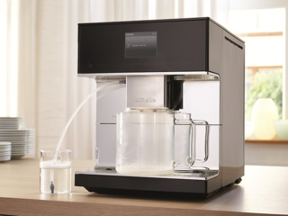 Сенсорное управление M-Touch в кофемашинах Miele