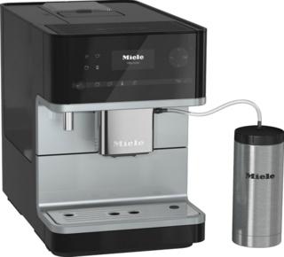 Автоматические программы промывания и очистки в кофемашинах MieleАвтоматические программы промывания и очистки в кофемашинах Miele