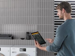 Система Miele@home – объединение бытовых приборов в единую сеть