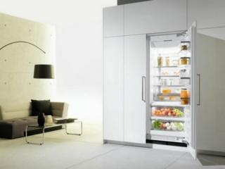 Освещение FlexiLight в холодильниках Miele | светодиодная подсветка полочек