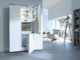 Безопасное хранение при отключении питания в холодильниках Miele