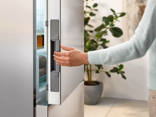 SoftClose – автоматический доводчик двери в холодильниках, морозильниках и винных шкафах Miele