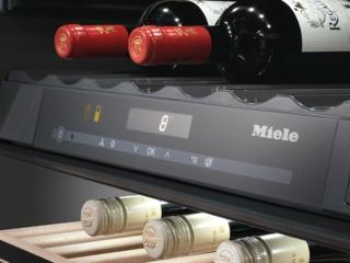 Фильтр Active AirClean с индикатором замены в винных шкафах Miele