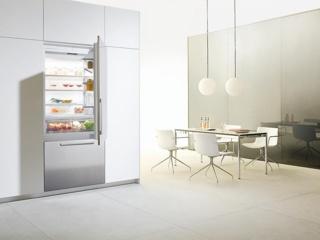 Холодильник Miele KF 1901 Vi – большая камера и профессиональные технологии