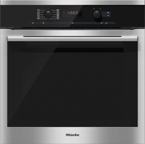 Фото Духовой шкаф Miele H 6160 B сталь CleanSteel в магазине Miele
